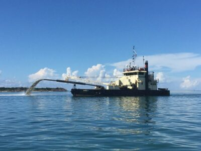 Waterways Commission weighs options for dredging Hatteras Inlet