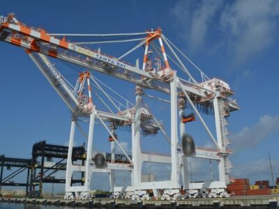 As Ships Get Bigger, Businesses at Port of Tampa in Favor of Deepening Port
