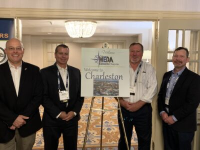 A DredgeWire Exclusive: Western Dredging Assoc Conference Kicks Off with Record Attendance; South Carolina Port COO Provides Insights on Port Congestion